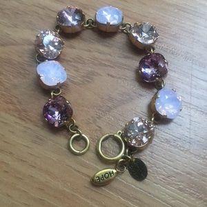 Victoria Lynn Hope Bracelet